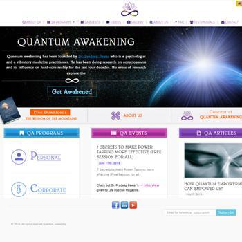 Quantum Awakening